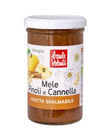 Frutta spalmabile Mele, Pinoli e Cannella