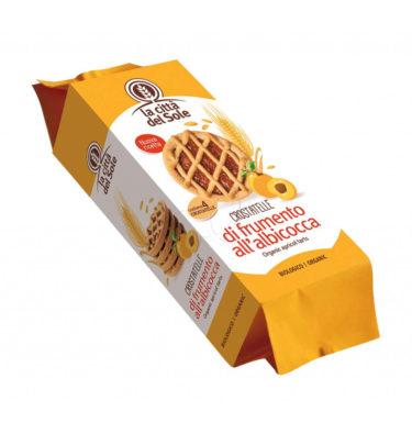 Crostatelle all'Albicocca (4x45g)