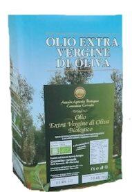 Olio Extra Vergine d'Oliva Siciliano
