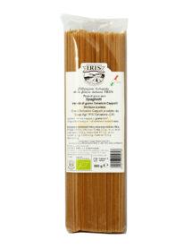 Spaghetti integrali – varietà di grano Cappelli – Molitura a pietra