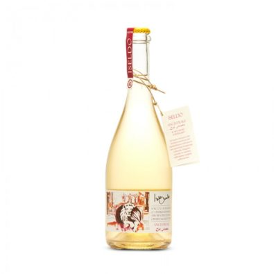 Vino bianco frizzante Ancestrale