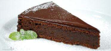Torta al Cioccolato e Castagne