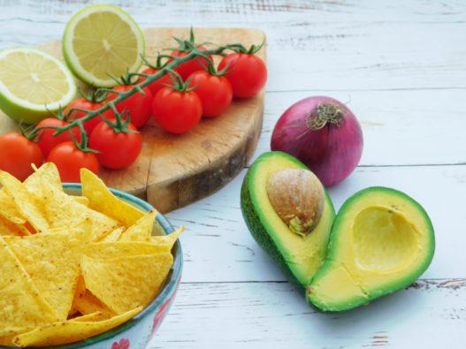Kit guacamole con Tortillas