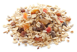 Sfuso – Crunchy con avena e frutti rossi