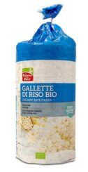 Gallette di riso senza sale
