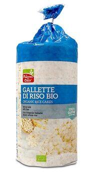 Gallette di riso senza sale