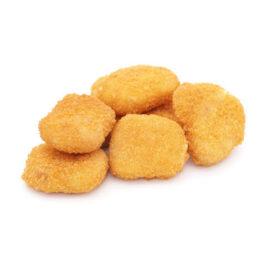 Crocchette di pollo impanate