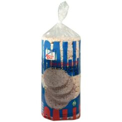 Maxigallette di riso con sale