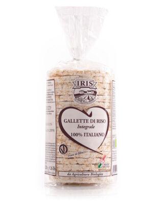 Gallette di riso integrale - Iris