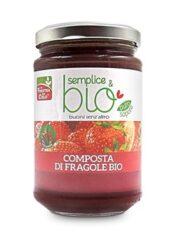 Composta di Fragole – Semplice & Bio