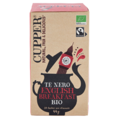 Tè Nero English Breakfast – Cupper