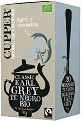 Tè Nero Earl Grey – Cupper