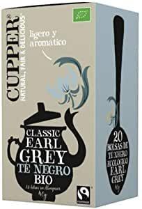 Tè Nero Earl Grey - Cupper