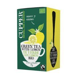Tè Verde con Limone – Cupper