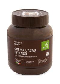 Crema spalmabile di cacao intenso