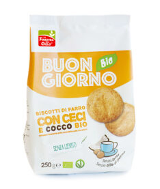 Biscotti Farro, Ceci e Cocco