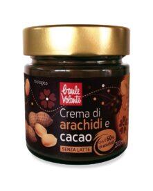 Crema Spalmabile Arachidi e Cacao