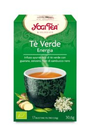 Infuso Ayurvedico Tè Verde Energia