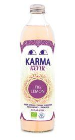 Kefir Fichi e Limone