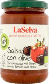 Salsa con Olive