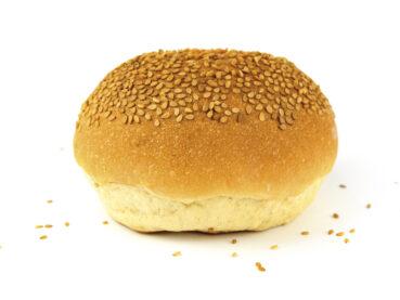 Panino per Hamburger al Sesamo