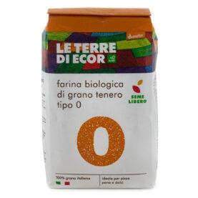 """Farina di Grano Tenero Demeter tipo """"0"""""""