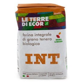 Farina di Grano Tenero Demeter Integrale