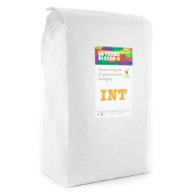 Farina di Grano Tenero Demeter Integrale – 5kg