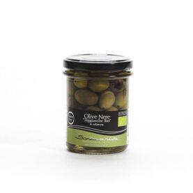 Olive Nere Taggiasche